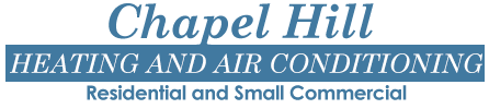 Chapel Hill Heating and Air Conditioning, Logo